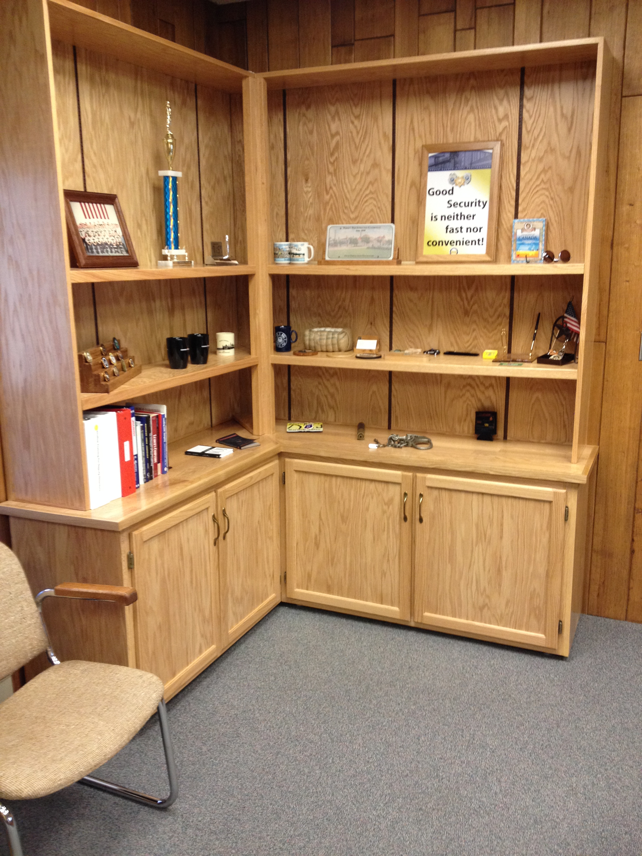 Complete Full Bookcase Daybed With Storage Benchmark Full: Pheasantland Industries Carpentry Shop:: SD Dept. Of