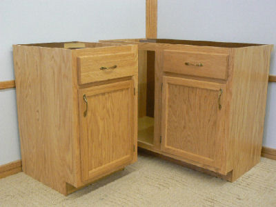 45.75 inch base cabinet