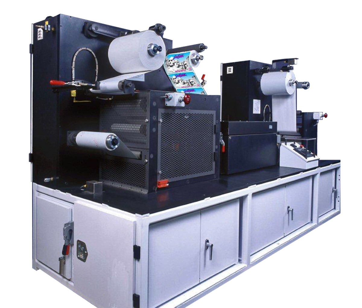 Digital License plate printing machine