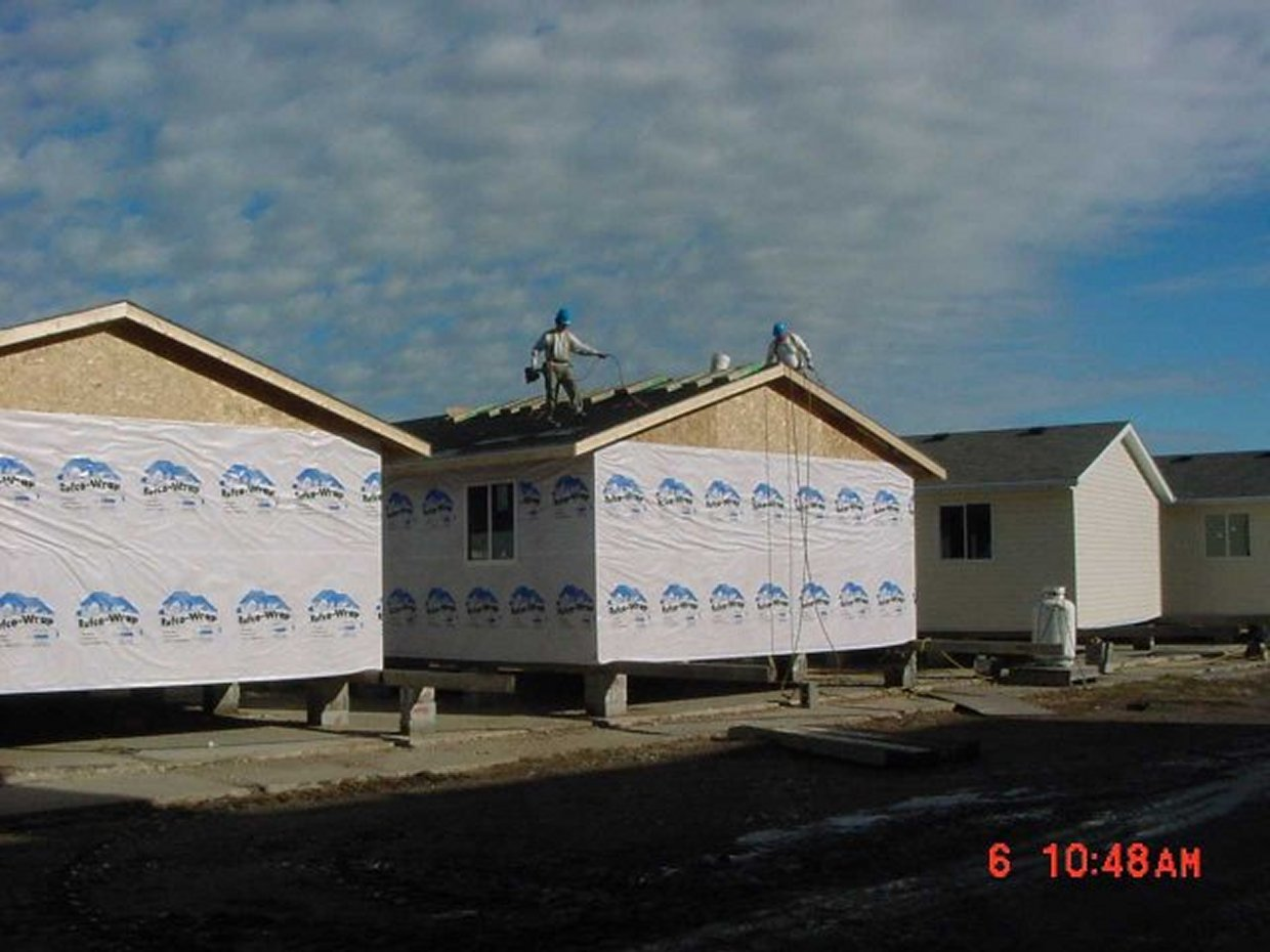 inmate work governor u0027s housing project sd dept of corrections