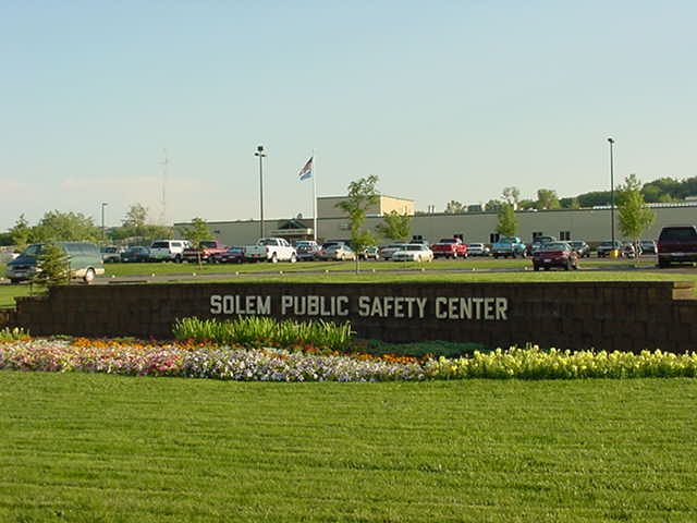 The exterior of the Solem Public Safety Center in east Pierre.