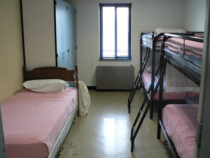 Unit H Dorm Room