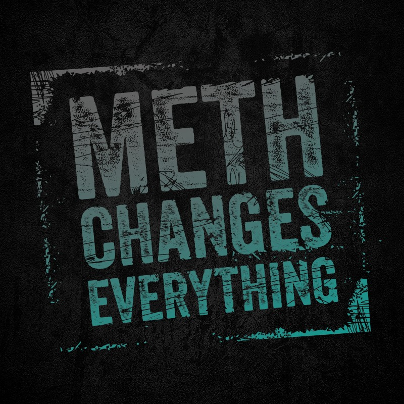 Meth Changes EverythingLogo