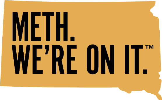 SD Meth Were On It Logo